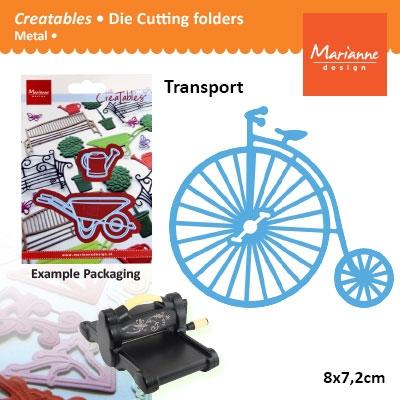 Marianne Design Creatables vintage bicycle