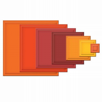 Nestabilities S4-126 Classic Squares LG