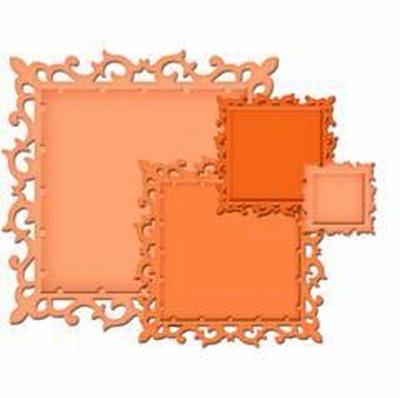 Nestabilities S4-318 Fleur de Lis Squares