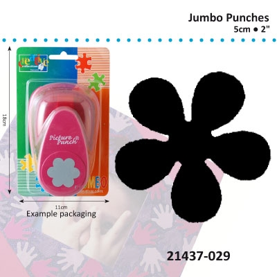 Picture punch jumbo 5cm/2