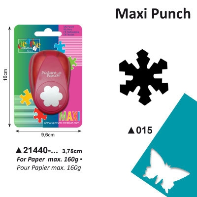 Picture punch maxi 3,75cm-1,5