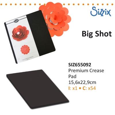 Sizzix accessory premium crease pad