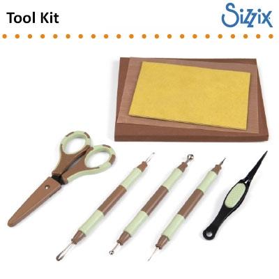 Sizzix SG accessory tool kit