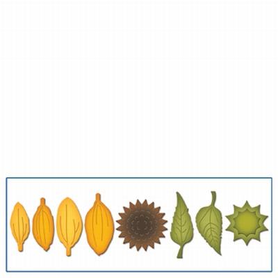 Spellbinders Die D-Lite S2-061 Create A Sunflower