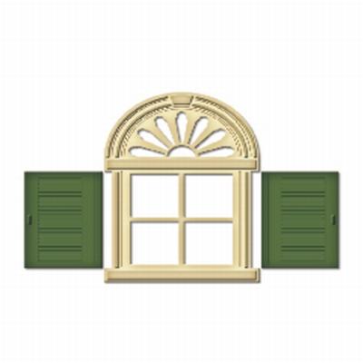 Spellbinders Die D-Lite S2-078 Shuttered Window