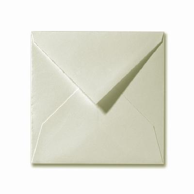 Envelop 14x14 CM Ivoor