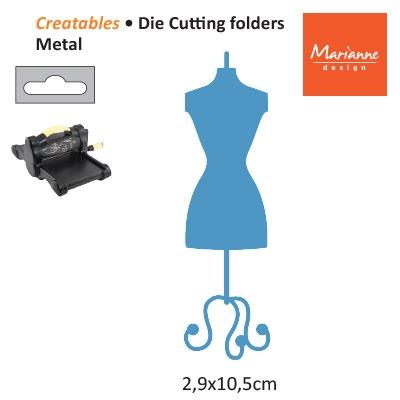 Marianne Design Creatables mannequin