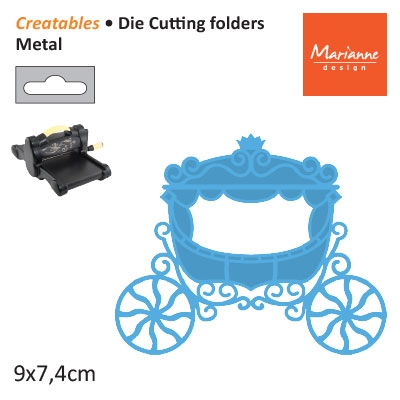 Marianne Design Creatables princess carriage