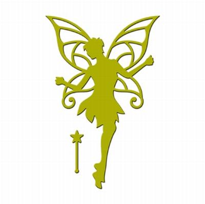 Spellbinders Die D-Lite S2-103 Fairy Cierra