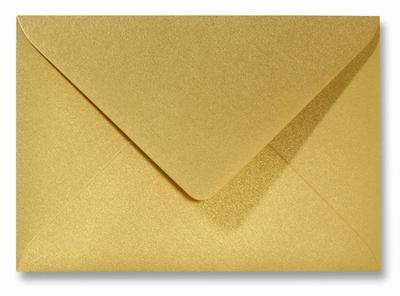 06 Envelop 15,6x22,0 CM Metallic Gold