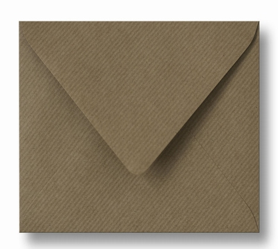 06 Envelop Kraft 14x14 CM Bruin
