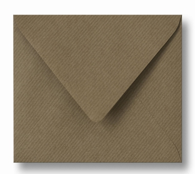 08 Envelop Kraft 16x16 CM Bruin