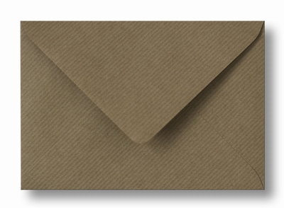 07 Envelop Kraft 15,6x22,0 CM Bruin
