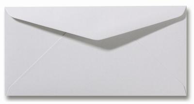 30 Envelop DL 11x22 CM Roma Dolfijngrijs