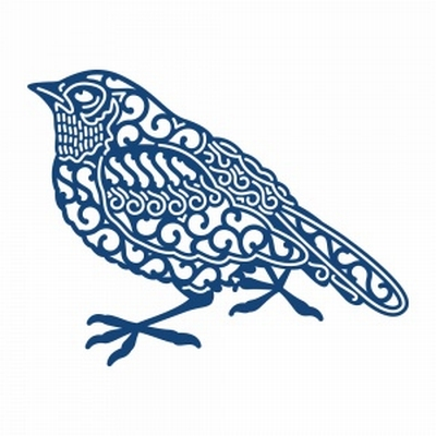 Tattered Lace Robin (ACD551)