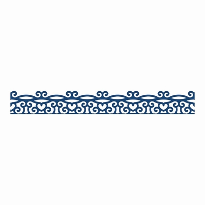 Tattered Lace Chelsea Border (ACD314)