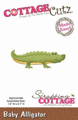 CottageCutz Baby Alligator (CC-003)