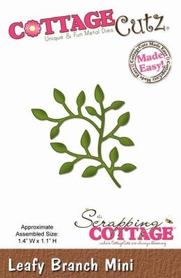 CottageCutz Leafy Branch Mini (CC-MINI-145)