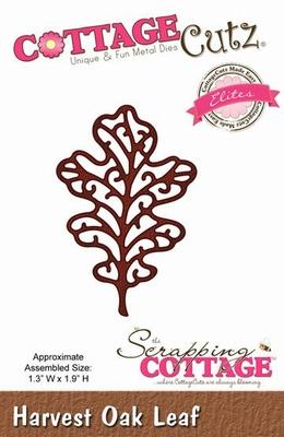 CottageCutz Harvest Oak Leaf (Elites) (CCE-076)