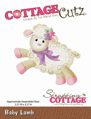 CottageCutz Baby Lamb (CC-007)