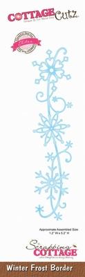CottageCutz Winter Frost Border (Elites) (CCE-042)