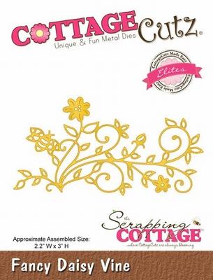 CottageCutz Fancy Daisy Vine (Elites) (CCE-016)