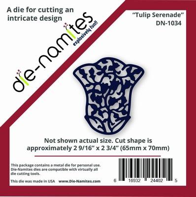 Die-Namites Tulip Serenade (DN-1034)