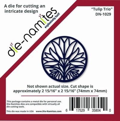 Die-Namites Tulip Trio (DN-1029)