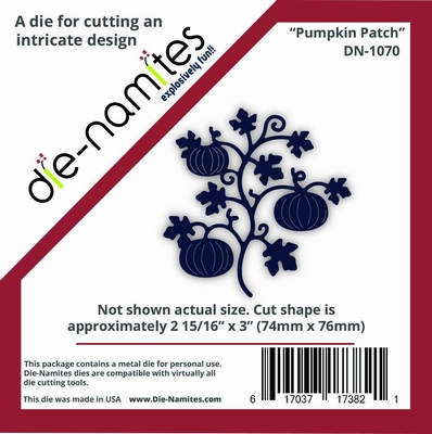Die-Namites Pumpkin Patch (DN-1070)