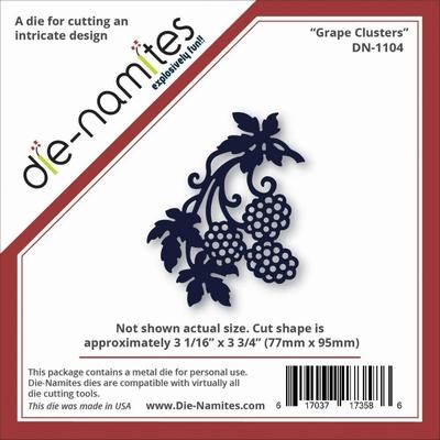 Die-Namites Grape Clusters (DN-1104)