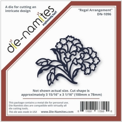 Die-Namites Regal Arrangement (DN-1096)