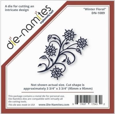 Die-Namites Winter Floral (DN-1089)