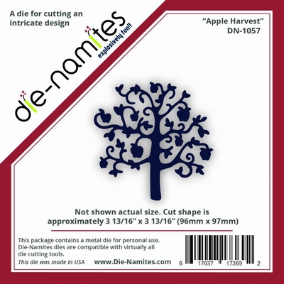 Die-Namites Apple Harvest (DN-1057)