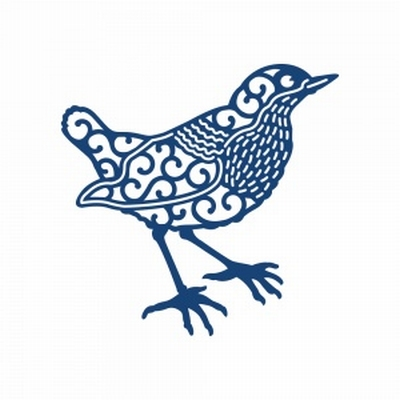 Tattered Lace Wren (ACD556)
