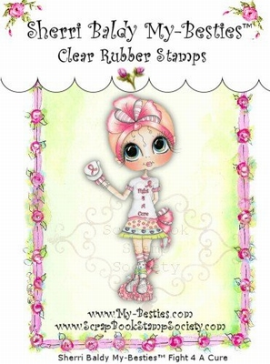 Hope Clear Rubber Stamp