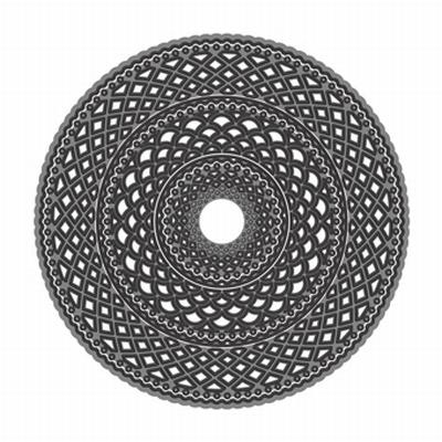 Trellis- Circle