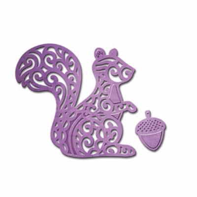 Spellbinders Die D-Lites S2-158 Squirrel
