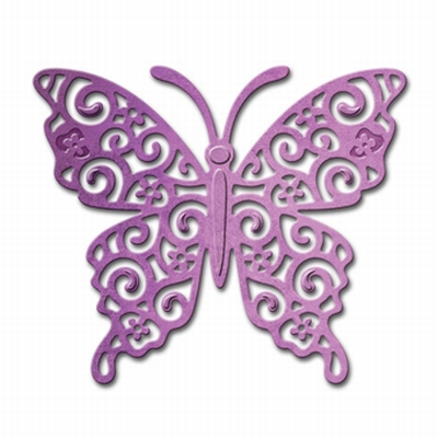 Spellbinders Die D-Lites S2-161 Butterfly