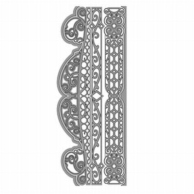 Verso Strip - Gallant Gate
