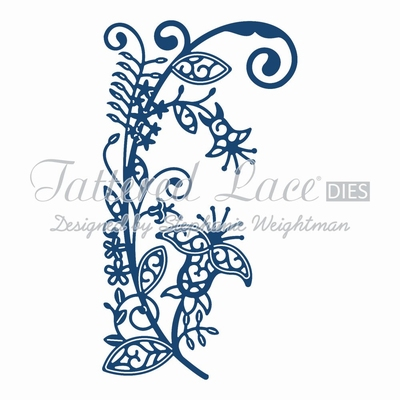 Tattered Lace Flower Flourish (ACD658)