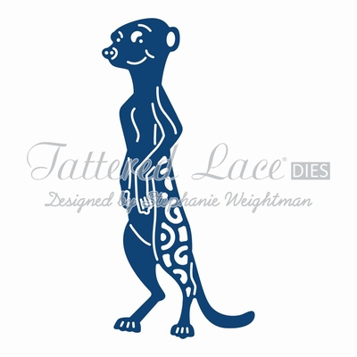Tattered Lace Meerkat (ACD737)