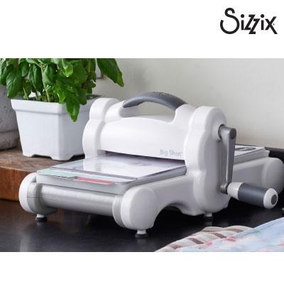 Sizzix big shot machine only A5 new design EU