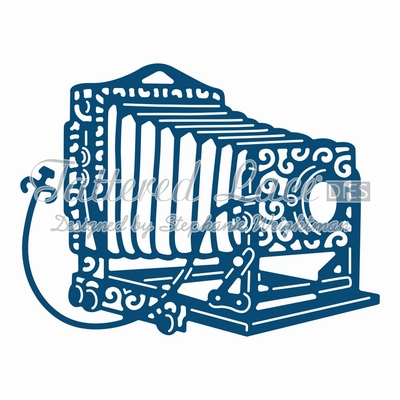Tattered Lace Old Fashioned Camera (ACD761)