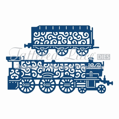 Tattered Lace Steam Train (ACD848)