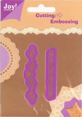 6002/0011 Cutting & Embossingstencil