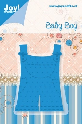6002/0208 Cutting & Embossingmal - Happy Baby -