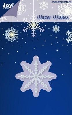 6002/2018 Cutting & Embossingmal - Winter Wishes