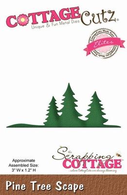Pine Tree Scape (Elites) (CCE-309)