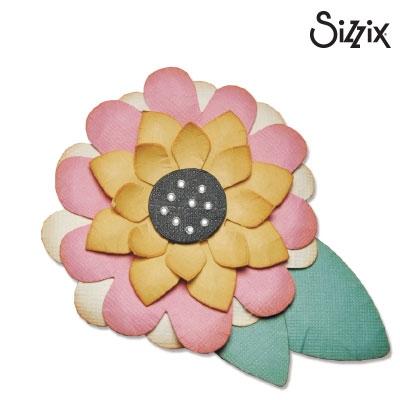 Sizzix bigz die native florals