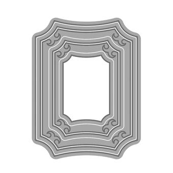 Memento Frame Die - Regency Layering Set